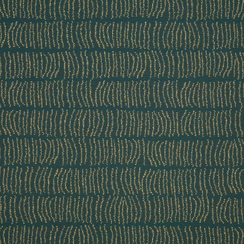 Sunbrella Deza Peacock Blue Outdoor Upholstery Fabric