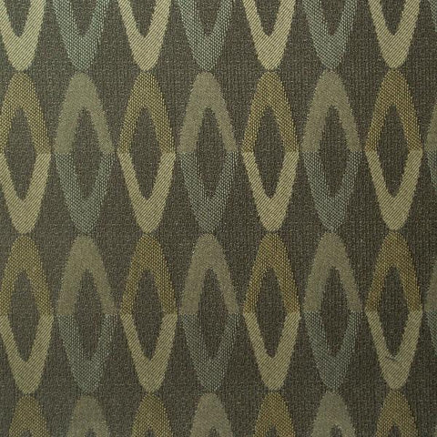 Maharam Fabrics Upholstery Fabric Rounded Diamonds Divide Cafe