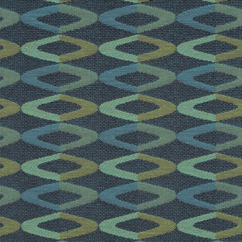 Maharam Fabrics Upholstery Fabric Rounded Diamonds Divide Concrete