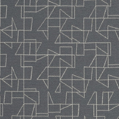 Designtex Draft Concrete Gray Upholstery Fabric