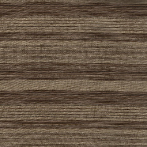 Drapery Fabric Earth Tone Stripe Asner Chocolate Toto Fabrics