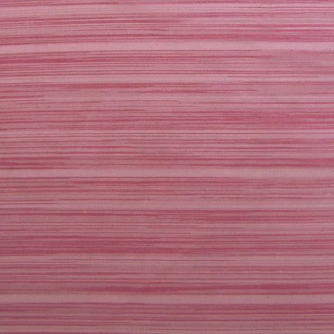 Drapery Fabric Strie Sheer Voile Brilliance Raspberry Toto Fabrics