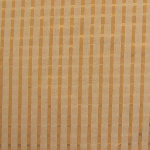 Valiant Drapery Fabric Peach Candy Stripe  Milazzo Biscuit Toto Fabrics