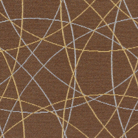Momentum Free Cocoa Brown Upholstery Fabric