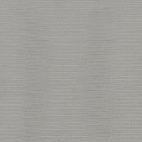 Remnant of Designtex Glaze Quicksilver Gray Upholstery Fabric