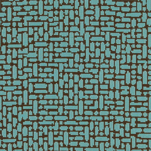 Arc-Com Fabrics Upholstery Fabric Remnant Great Wall Caribbean