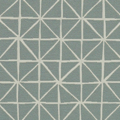 Remnant of Arc Com Grid Moonstone Gray Upholstery Fabric