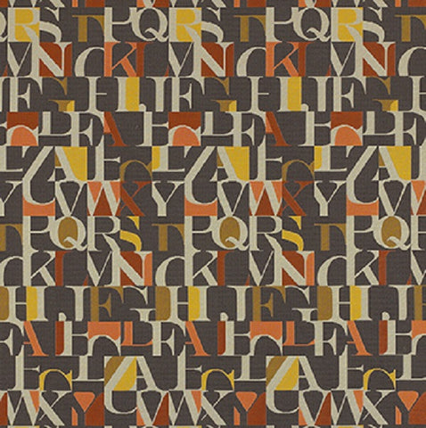 Momentum Textiles Upholstery Fabric Remnant Hearsay Kohl