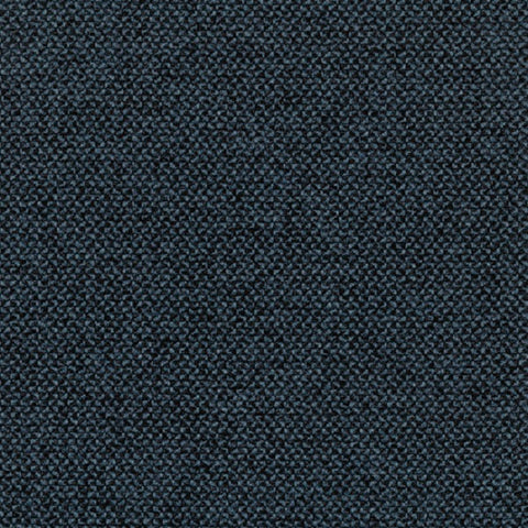Knoll Textiles Upholstery Fabric Remnant Hourglass Indigo