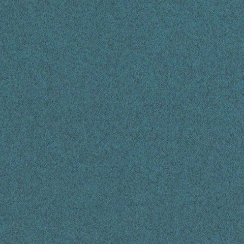 CF Stinson Hudson Teal Blue Wool Upholstery Fabric