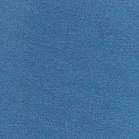 Fabric Remnant of Infinity Capri Blue Upholstery Fabric