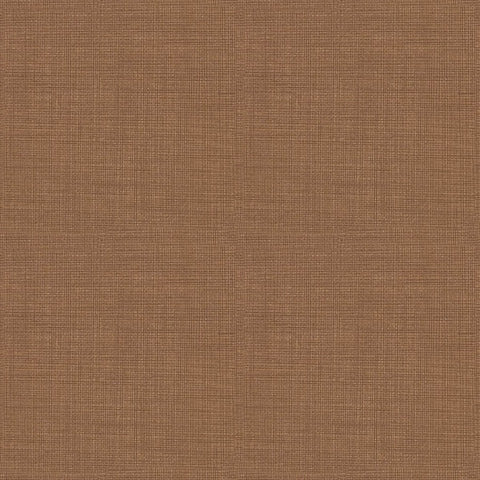 Arc-Com Fabrics Fabric Remnant of Intaglio 2 Chestnut Brown