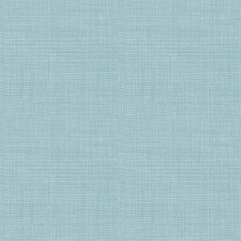 Fabric Remnant of Arc-Com Intaglio 2 Sky Blue Upholstery Fabric