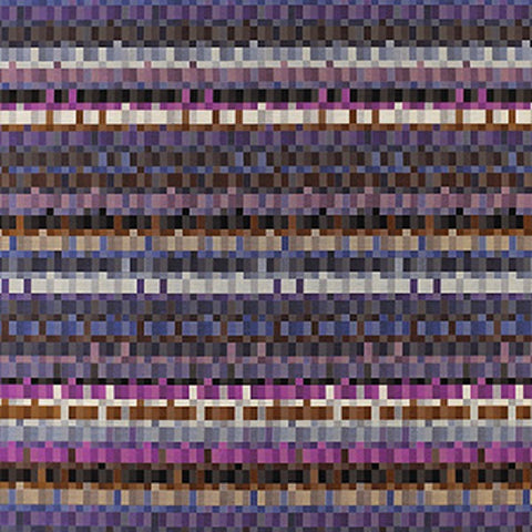Momentum Textiles Upholstery Fabric Digital Geometric Interim Placid