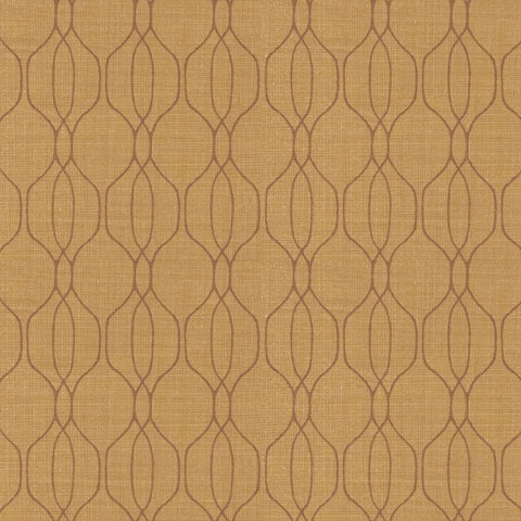 Arc-Com Fabrics Upholstery Fabric Remnant Isabella Amber