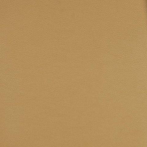 Maharam Fabrics Upholstery Fabric Solid Tan Faux Leather Lariat Sand