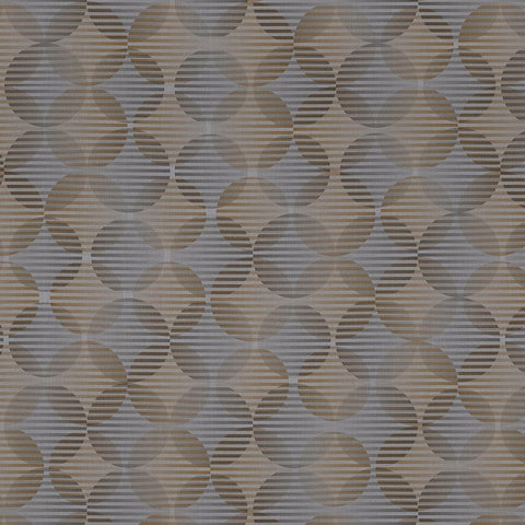 Maharam Lens Path Brown Upholstery Vinyl 466323-008