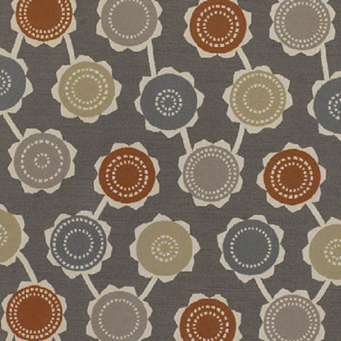 Momentum Livia Shale Gray Upholstery Fabric