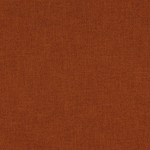 Remnant of Maharam Manner Penny Orange Upholstery fabric