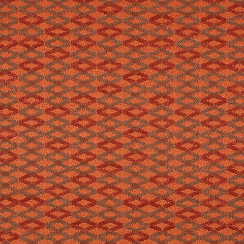 Maharam Oblique Cinnamon Red Upholstery Fabric 466222–007