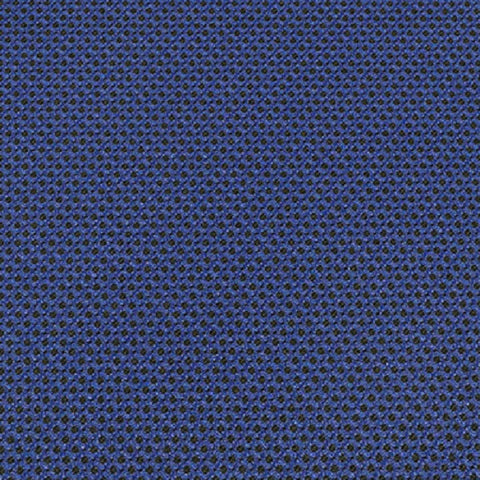 Momentum Textiles Upholstery Fabric Remnant Odyssey Primary Blue