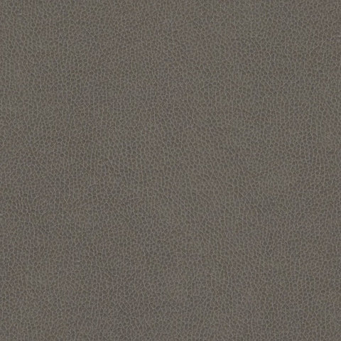 Arc-Com Fabrics Upholstery Fabric Soft Faux Leather Omega Fog