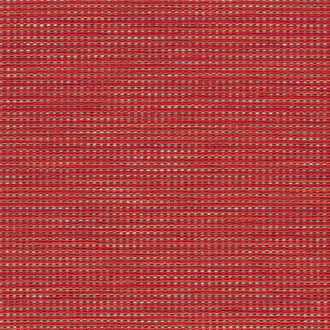 Fabric Remnant of Palatine 2 Paprika Red Upholstery Fabric