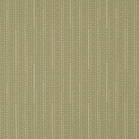 Remnant of Maharam Pick Crypton Olive Green Upholstery Fabric