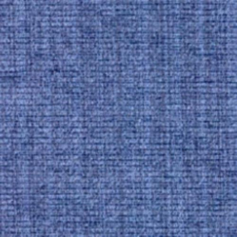 Remnant of Architex Pretty Hydo Blue Upholstery Fabric