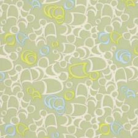 Mayer Fabrics Upholstery Fabric Remnant Quark Key Lime