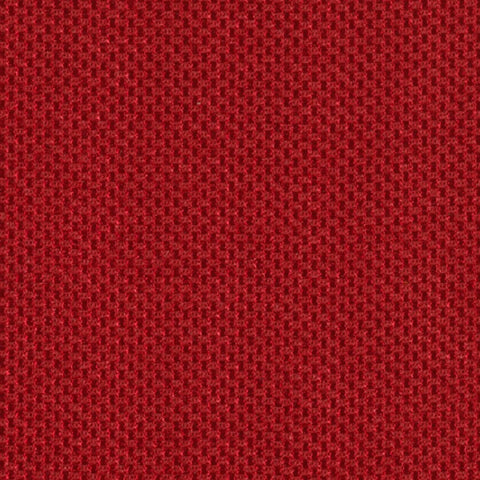 Fabric Remnant of Knoll Ransom Suspense Red Upholstery Fabric