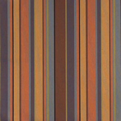 Arc-Com Fabrics Upholstery Fabric Colorful Stripe Rhythm Admiral