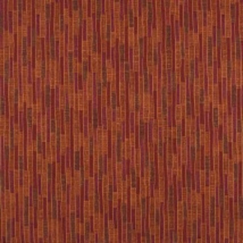 Arc-Com Fabrics Upholstery Fabric Remnant Riviera Flame