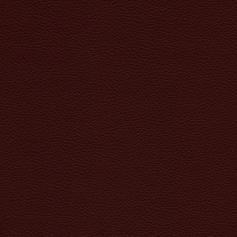 Arc-Com Rodeo Bordeaux Brown Faux Leather Upholstery Vinyl