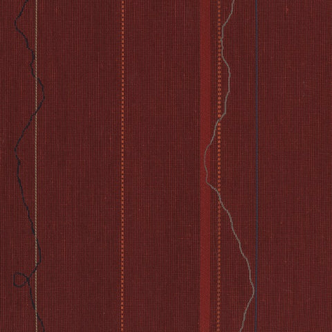 Designtex Fabrics Upholstery Fabric Remnant Sequence Red