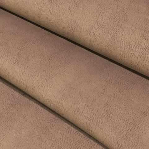 Swavelle Mill Creek Upholstery Fabric Faux Leather Brilliant Ii Rawhide