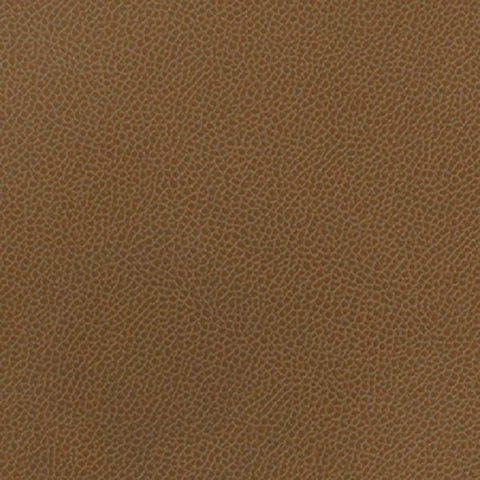 Momentum Textiles Upholstery Fabric Remnant Silica Leather Earthen