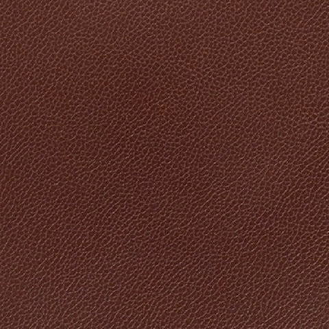 Fabric Remnant of Momentum Silica Leather Raisin Upholstery Vinyl
