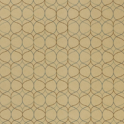Momentum Textiles Fabric Remnant of Silica Roam Sand Upholstery Vinyl