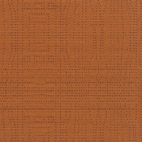 Momentum Infusion Cumin Orange Pin Dot Crypton Upholstery Fabric