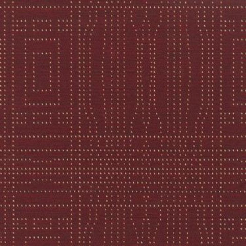 Momentum Infusion Wine Red Upholstery Fabric