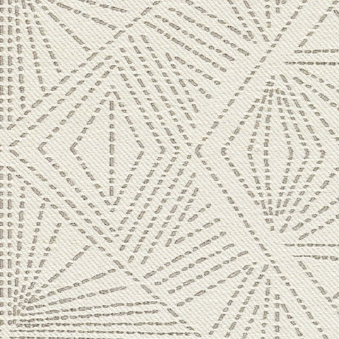 Designtex Starburst White Upholstery Fabric