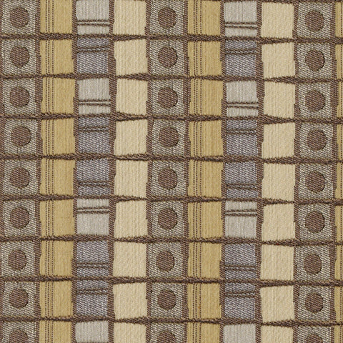 Knoll Textiles Upholstery Fabric Remnant Stepping Stones Travertine