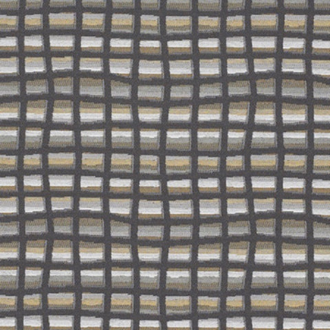 Momentum Textiles Upholstery Fabric Remnant Turin Granite