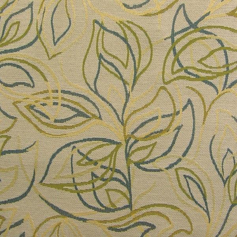 Upholstery Fabric Floral Pattern Amadeus Natural Toto Fabrics