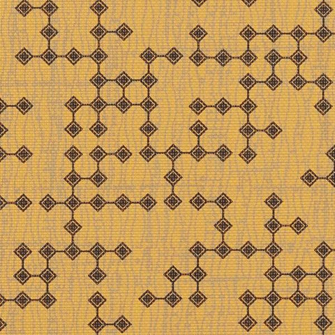 Mayer Upholstery Fabric Modern Design Apex Goldenrod Toto Fabrics