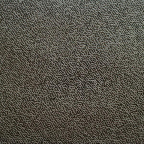 Designtex Argiano Iron Ore Textured Faux Leather Gray Upholstery Vinyl