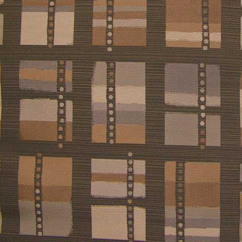 Momentum Textiles Audio Sound Track Durable Geometric Upholstery Fabric