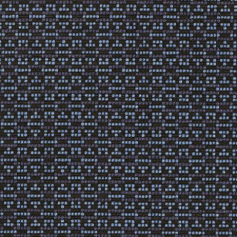 Momentum Bobby Iris Dotted Blue Upholstery Fabric