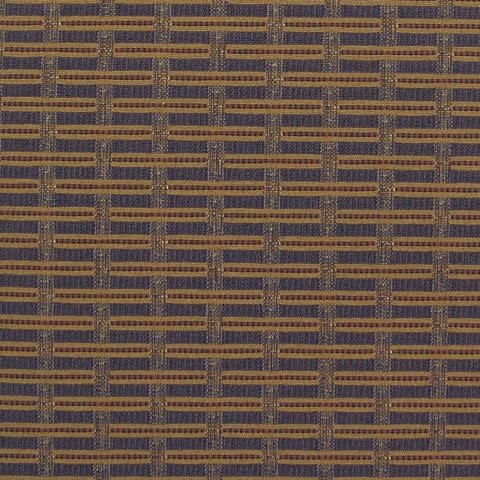 Maharam Fabrics Fabric Remnant of Bound Indigo